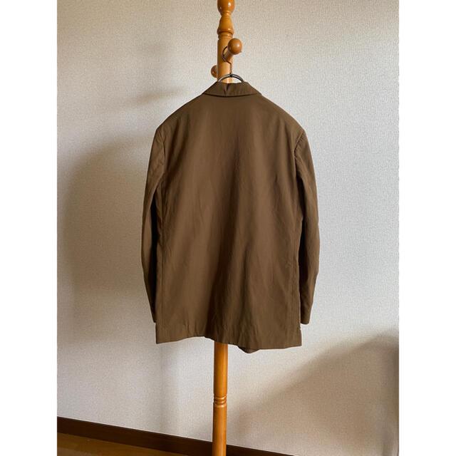 MARKAWEAR(マーカウェア)のマーカウェア コットンテーラードジャケット メンズのジャケット/アウター(テーラードジャケット)の商品写真