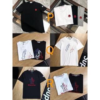 モンクレール(MONCLER)の半袖[3枚13000円送料込み]Moncler Tシャツ-PQR(その他)