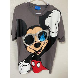 ディズニー(Disney)の【ディズニー 】ミッキー Tシャツ メンズ M(Tシャツ/カットソー(半袖/袖なし))