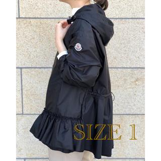 MONCLER - 【新品】MONCLER SARCELLE サイズ1 黒