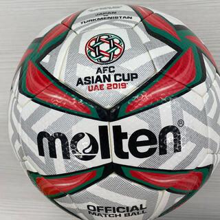 モルテン(molten)の【公式試合球】AFCアジアカップ2019 対戦カード刻印あり プレミア(ボール)