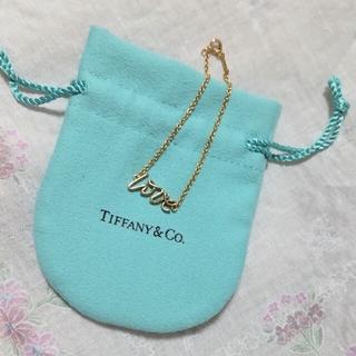 Tiffany & Co. - ティファニー Tiffany ブレスレット パロマピカソ ローズゴールド