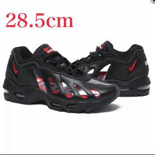 Supreme - Supreme®/Nike® Air Max 96 黒色 28.5cm