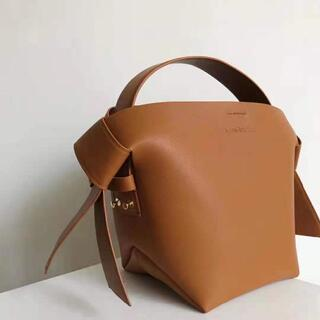 ACNE - acne studios musubi mini Almond Brown