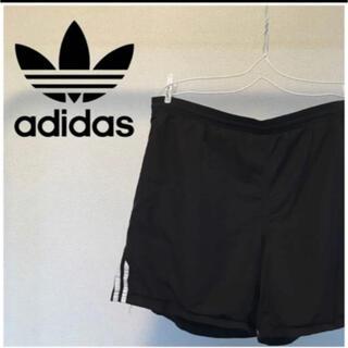 アディダス(adidas)のadidas ショートパンツ メンズ ブラック(ショートパンツ)