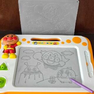 アガツマ(Agatsuma)のアンパンマン 天才脳らくがき教室(知育玩具)
