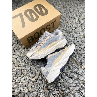 アディダス(adidas)の27cm adidas YEEZY BOOST 700 V2 CREAM(スニーカー)
