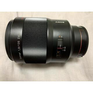 SONY - 最終価格 Sony Sonnar 135mm f1.8 SAL135F18Z