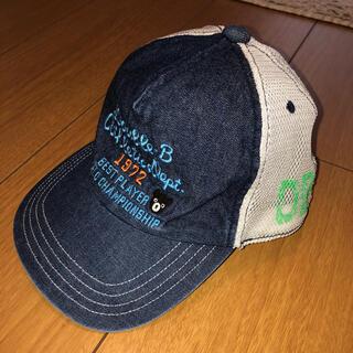 ダブルビー(DOUBLE.B)のダブルB キャップ 帽子(帽子)