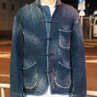 COMOLI - Porter Classic sashiko kendo jacket