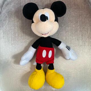 Disney - ディズニー ミッキーマウス ぬいぐるみ