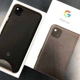 Google Pixel - ☆☆新品未使用☆☆〜Google pixel4a 128GB〜