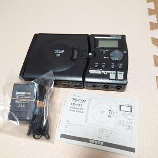 テスコム(TESCOM)のTASCAM CD-BT1 テスコム(オーディオインターフェイス)