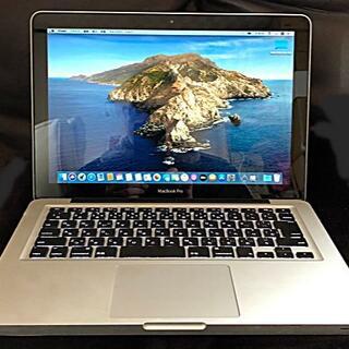 アップル(Apple)のMacBook Pro Mid 2012 13-inch Core i7(ノートPC)