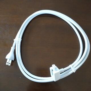 アップル(Apple)のMacBookAir 電源アダプタ延長ケーブル(PCパーツ)