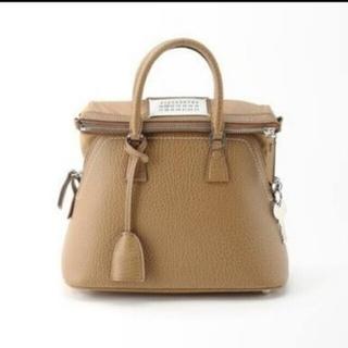 DEUXIEME CLASSE - 【MAISON MARGIELA】「5AC」 small bag