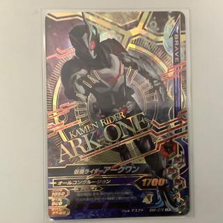 バンダイ(BANDAI)のガンバライジング LR BS6-019 仮面ライダーアークワン(シングルカード)