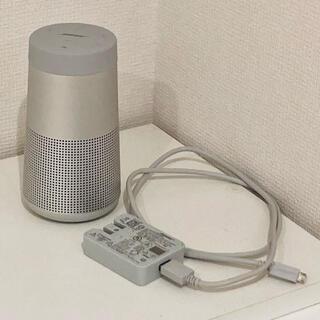 ボーズ(BOSE)のSoundLink Revolve Bluetooth speaker(ポータブルプレーヤー)