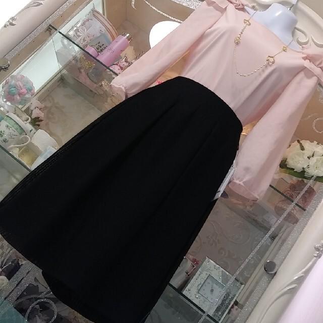 M'S GRACY(エムズグレイシー)の✨値下げ✨新品✨🎀エムズグレイシー✨🎀春夏フレアスカート✨ レディースのスカート(ひざ丈スカート)の商品写真