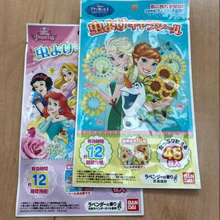 ディズニー(Disney)の❶ アナ雪 虫よけキャラシール 2パックセット(その他)