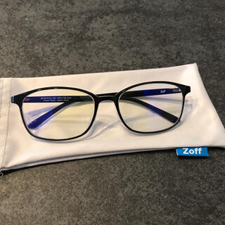 ゾフ(Zoff)のZoff ブルーライトカット ネガネ PCメガネ ブルーライトカット50%(サングラス/メガネ)