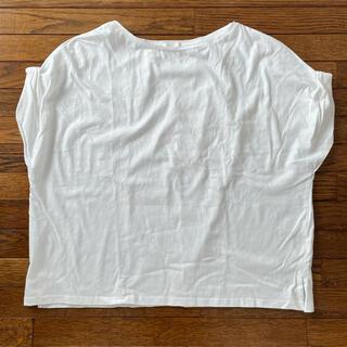 ジーユー(GU)のGU  Tシャツ カットソー M(Tシャツ(半袖/袖なし))
