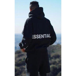 Essential - エッセンシャルズ パーカー