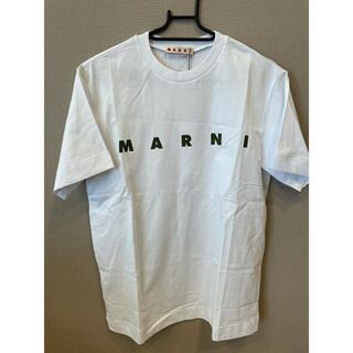Marni - マルニ Tシャツ ロゴ   S