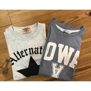 H&M - Tシャツ 2枚セット