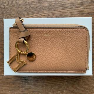 クロエ(Chloe)のクロエ レザー スモール財布+カスタムチャーム(M)(財布)