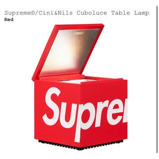 シュプリーム(Supreme)のSupreme  Cini & Nils Cuboluce Table Lamp(テーブルスタンド)