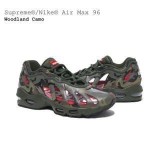 Supreme - 26.5cm Supreme®/Nike® Air Max 96