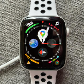 アップル(Apple)のApple Watch Series 4(GPS モデル)- 44mm (その他)