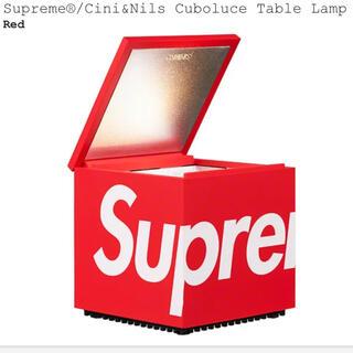 シュプリーム(Supreme)のSupreme®/Cini&Nils Cuboluce Table Lamp(テーブルスタンド)