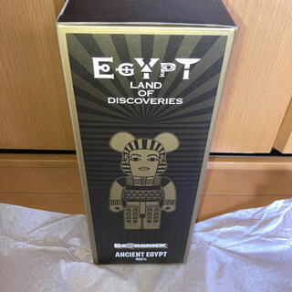 MEDICOM TOY - BE@RBRICK ANCIENT EGYPT 400% エジプト ベアブリ