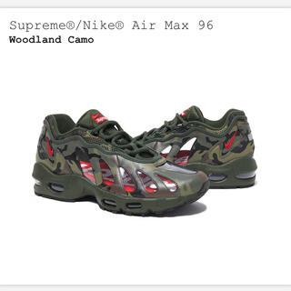 シュプリーム(Supreme)のSupreme Nike Air Max 96 シュプリーム ナイキ マックス(スニーカー)