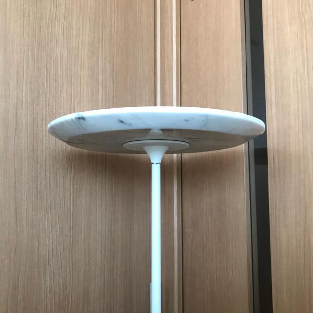 ACTUS(アクタス)のConran Shop/ マーブル 大理石サイドテーブル お値下げ中 インテリア/住まい/日用品の机/テーブル(コーヒーテーブル/サイドテーブル)の商品写真