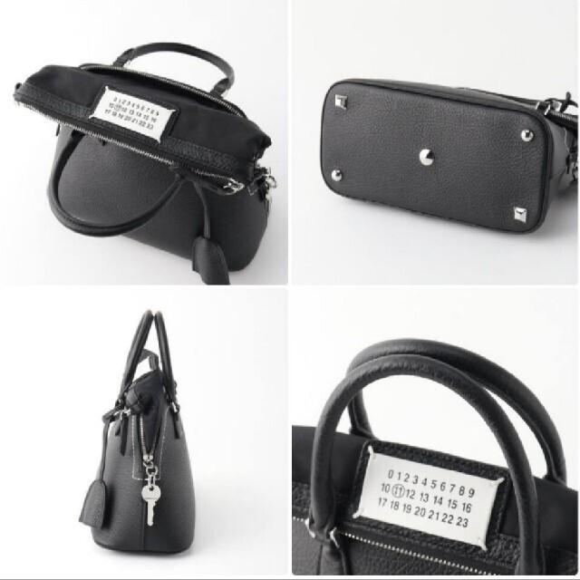 L'Appartement DEUXIEME CLASSE(アパルトモンドゥーズィエムクラス)の【MAISON MARGIELA】「5AC」SMALL BAG◇アパルトモン レディースのバッグ(ハンドバッグ)の商品写真