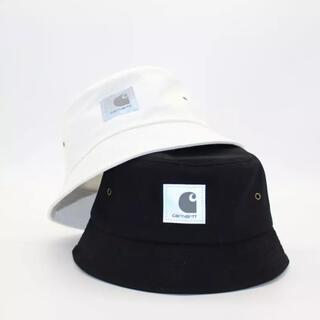 carhartt - 【新品未使用】Carhartt バケットハット 帽子 ブラック×グレー