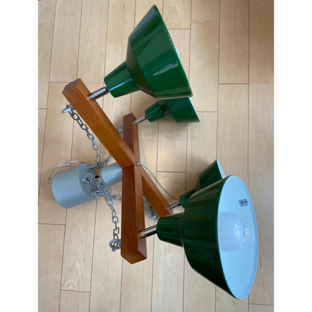 ハモサ マルティクロス レトロランプ インテリア/住まい/日用品のライト/照明/LED(天井照明)の商品写真