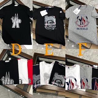 モンクレール(MONCLER)の半袖[3枚13000円送料込み]Moncler Tシャツ-DEF(その他)