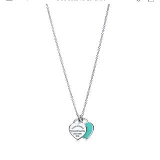 Tiffany & Co. - ティファニー ネックレス ハート