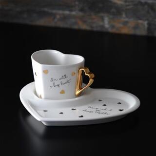 Francfranc - Francfranc Amore cup &plate