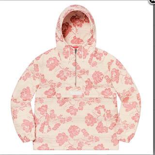 シュプリーム(Supreme)のSupreme Floral Tapestry Anorak Pink  L(マウンテンパーカー)