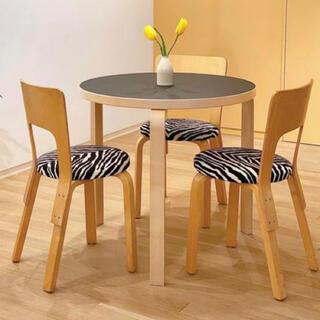 IDEE - artek chair66 ゼブラ zebra