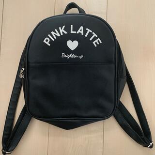 ピンクラテ(PINK-latte)のリュック キッズ 子供用 ピンクラテ(リュックサック)