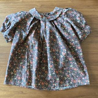 エーキャンビー(A CAN B)のA CAN B  カットソー 女の子 サイズ(120)(Tシャツ/カットソー)
