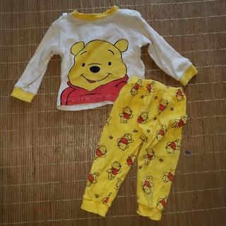ディズニー(Disney)の男の子 80cm 服(Tシャツ)