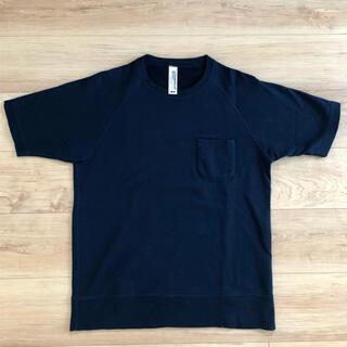 BEAMS - ループウィラー 半袖スウェットシャツ