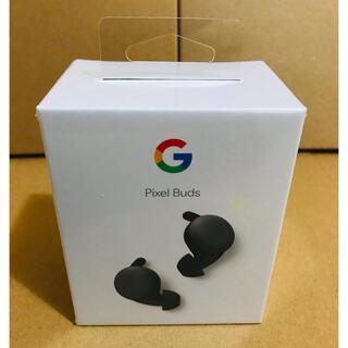グーグル(Google)の◾️新品未開封 Google Pixel Buds Almost Black(ヘッドフォン/イヤフォン)